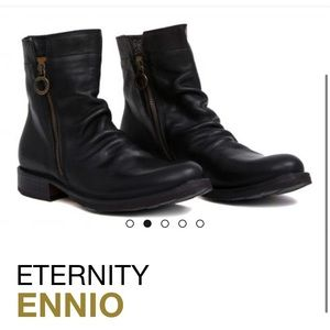 "Fiorentini & Baker ""Ennio"" Eternity Ankle Boots"
